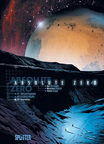 Bec, Christophe / Marazano, Richard - Absolute Zero 3: Inkarnation