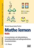 Rechnen: Mathe lernen, Mae, 1./2. Klasse