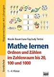 Rechnen: Mathe lernen - Schtzen, Vergleichen, Rechnen und Bruchrechnen im Zahlenraum von 1 bis 1000