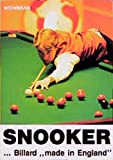 "Snooker: Snooker. Billard ""made in England"""