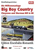 Eisenbahn-Romantik 21. Big Boy Country - Die Millionenanlage: Cheyenne und Sherman Hill in H0