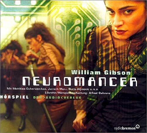 William Gibson - Neuromancer (Lesung)