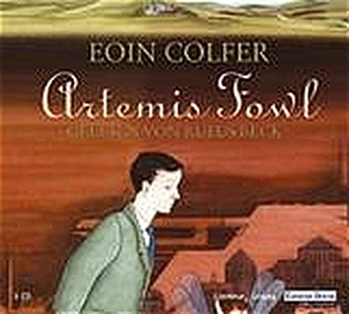 Colfer, Eoin - Artemis Fowl (Lesung)