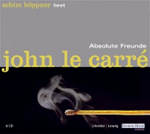 le Carré, John - Absolute Freunde