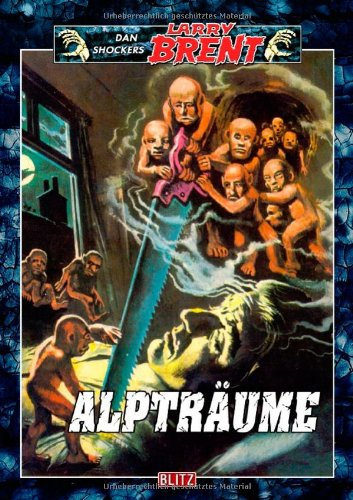 Dan Shocker - Alpträume (Larry Brent 26)
