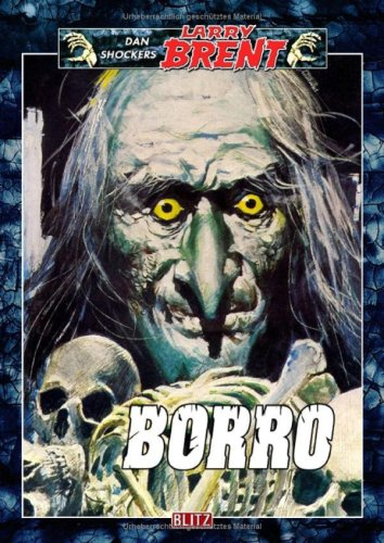Shocker, Dan - Borro (Larry Brent, Band 35)