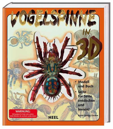 Gordon, David George - Vogelspinne in 3D