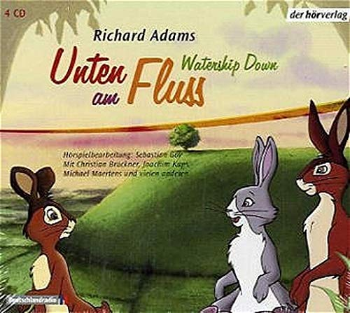 Adams, Richard - Watership Down: Unten am Fluss