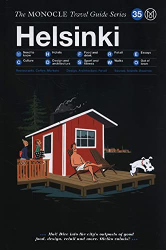 Monocle Travel Guide Helsinki par  Monocle