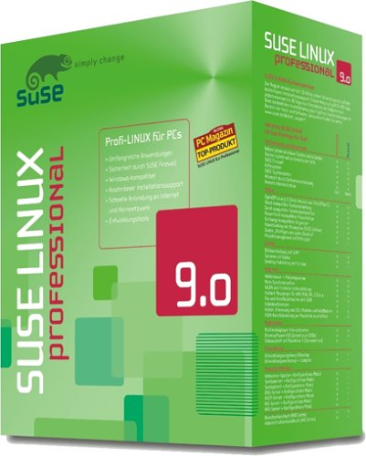 SuSE Linux 9.0 Professional
