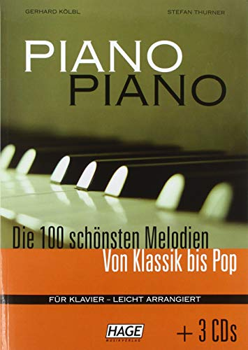 Piano Piano. Notenbuch.