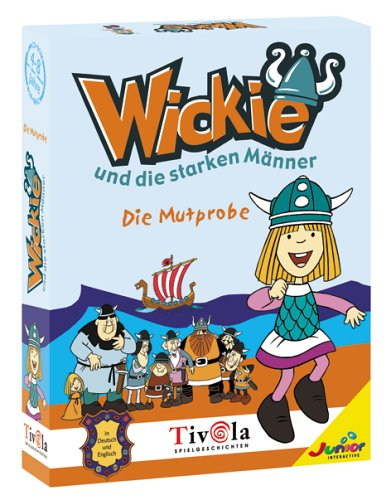 Wickie charaktere