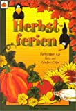 Window Color: Herbstferien. Herbstideen aus Holz und Window-Color