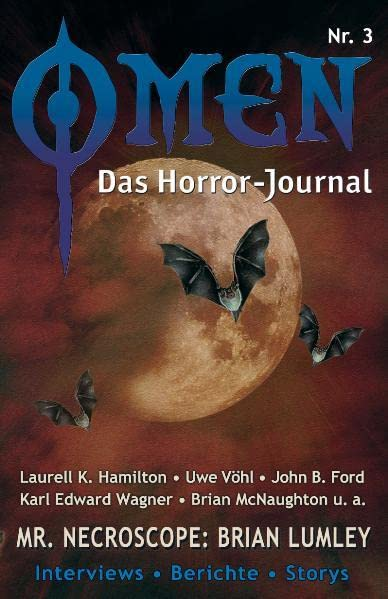 Festa, Frank (Hg.) - Omen 3 - Das Horror-Journal