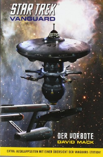 David Mack - Star Trek Vanguard 1: Der Vorbote