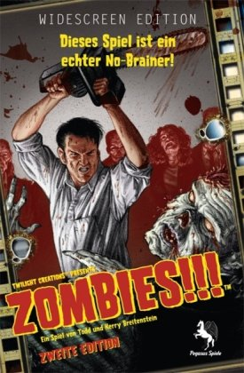Breitenstein, Todd - Zombies!!!