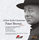Pater Brown, Edition 1. (4 Audio-CDs)