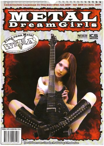 Oidium, Jan - Metal Dream Girls / Metal Dream Boys 2009
