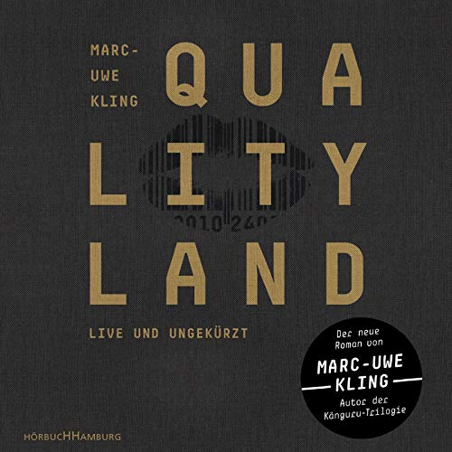 Qualityland (Schwarze Edit [Import allemand]