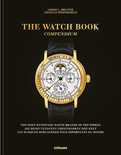 The watch book compendium