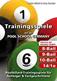 Billard: Trainingsspiele mit der Pool School Germany