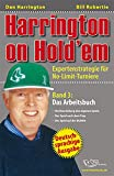 Poker: Harrington on Hold'em: Harrington on Hold'em: Expertenstrategie f�r No-Limit-Turniere. Band 3: Das Arbeitsbuch