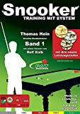 Snooker: PAT-Snooker 01: Training mit System
