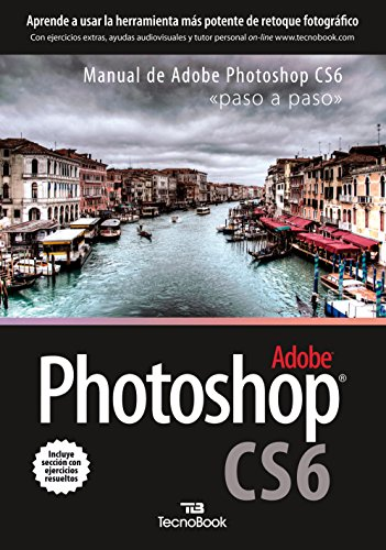 Photoshop CS6: Paso a paso/Learn Step by Step par  Aa.Vv.