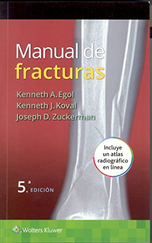 Manual de fracturas / Manual of Fractures par  Kenneth Egol, Kenneth J. Koval, Joseph D. Zuckerman