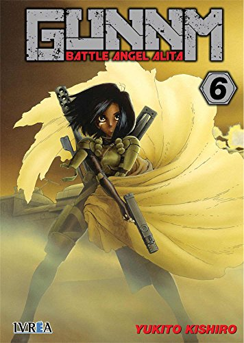 GUNNM BATTLE ANGEL ALITA 06 par