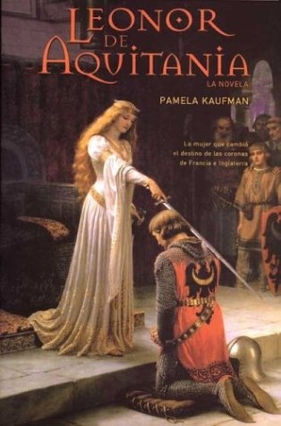 Leonor de Aquitania (Portada del libro de )