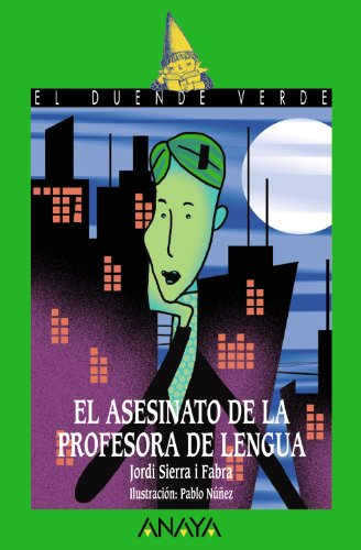 El asesinato de la profesora de lengua/ The Murder of the Language Teacher