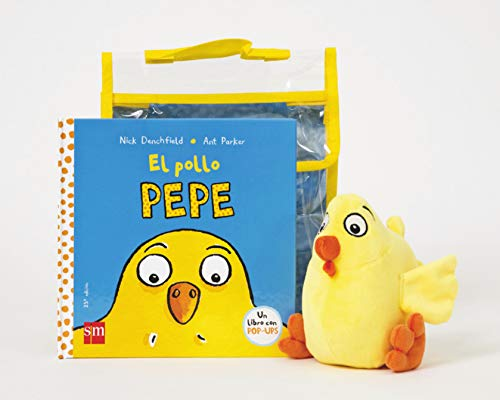 El pollo Pepe (Book + Toy Set)