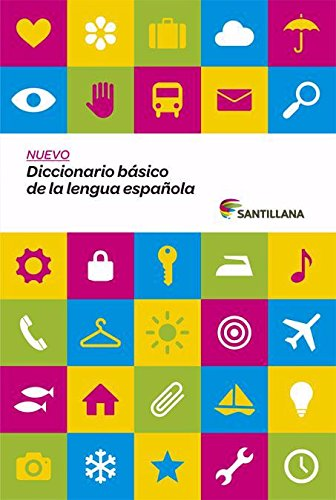 Nuevo diccionario básico de la lengua española/ New Basic Dictionary of the Spanish Language