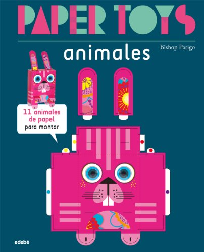 PAPER TOYS: animales