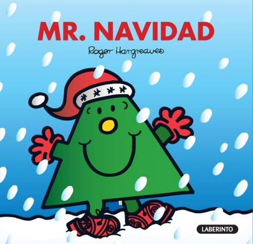 Mr Men & Little Miss...: Mr. Navidad par  Roger Hargreaves, Ana Belén Valverde Elices
