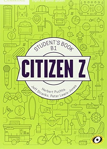 Citizen Z B1: With Augmented Reality
