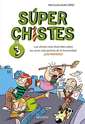 Superchistes 3 Los Mayores / Superjokes Grown Ups
