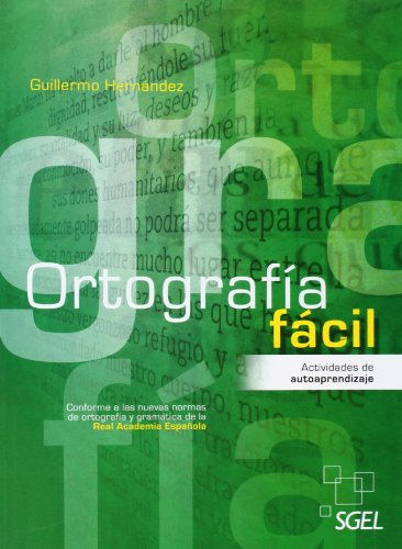 Ortografia Facil 2012 Edition