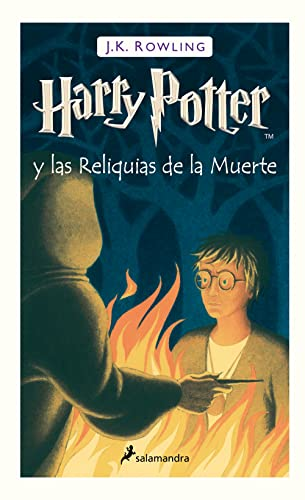 Harry Potter - Spanish: Harry Potter y las reliquias de la muerte