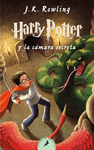Harry Potter - Spanish: Harry Potter y la camara secreta - Paperback