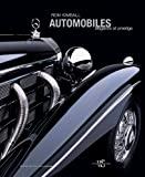 Couverture : Automobiles