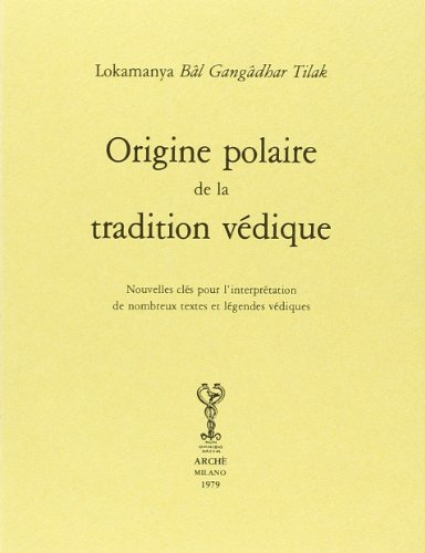 L'origine polaire de la tradition Vedi