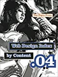 Web design index by content-visual