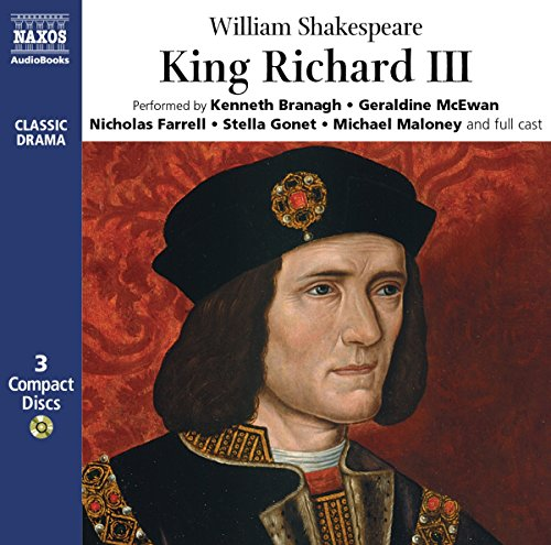 William Shakespeare, Richard III