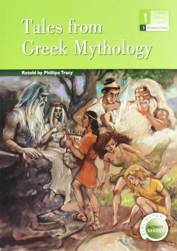 TALES FROM GREEK MYTHOLOGY 1§ESO BRN