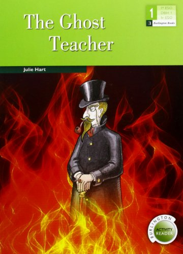 GHOST TEACHER BB-1 ESO ED.11 Burlington