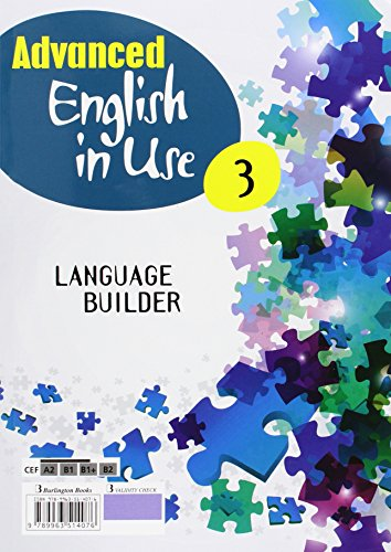Advanced english in use 3º ESO: Workbook
