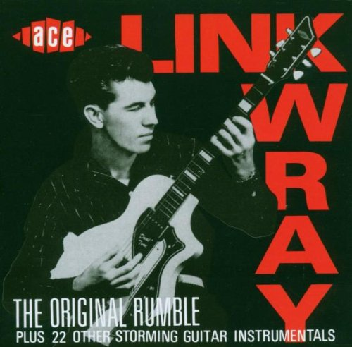 Album cover for The Original Rumble