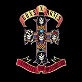 CD-Cover: Guns n' Roses - Appetite for Destruction
